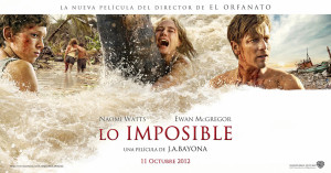 Lo Imposible, by J. A. Bayona