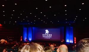 Screening at Auditori