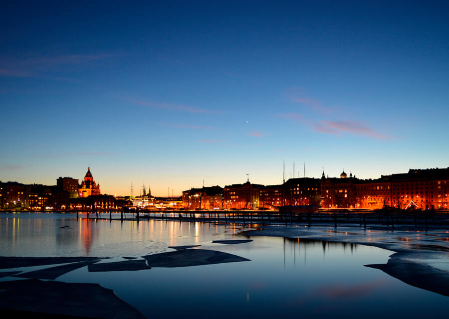 International Business in Finland