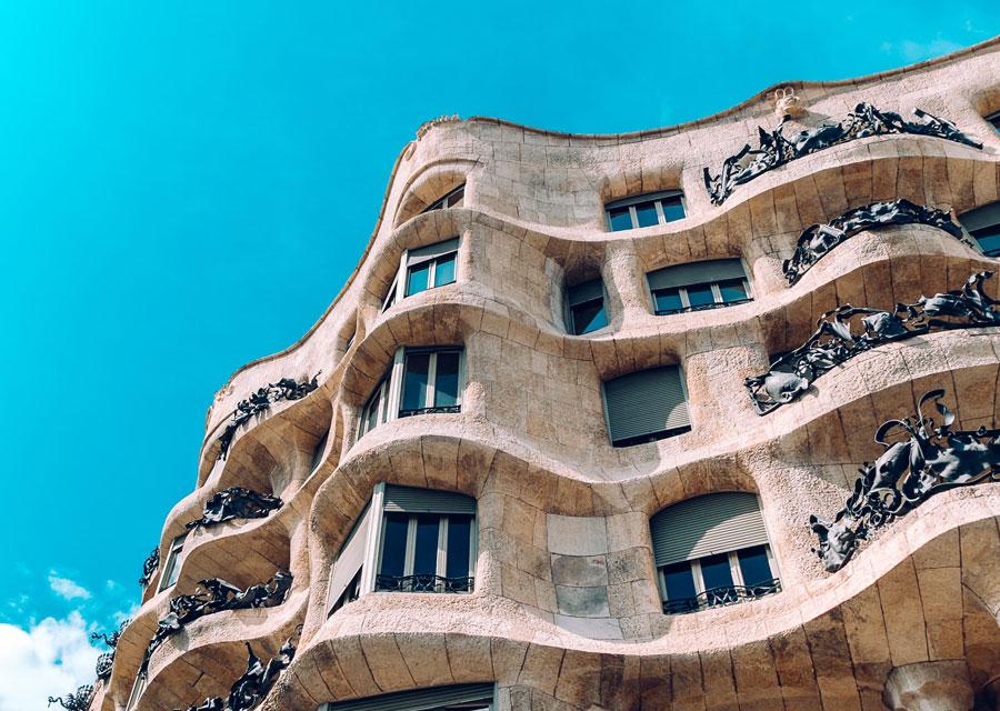 Virtual program in Barcelona