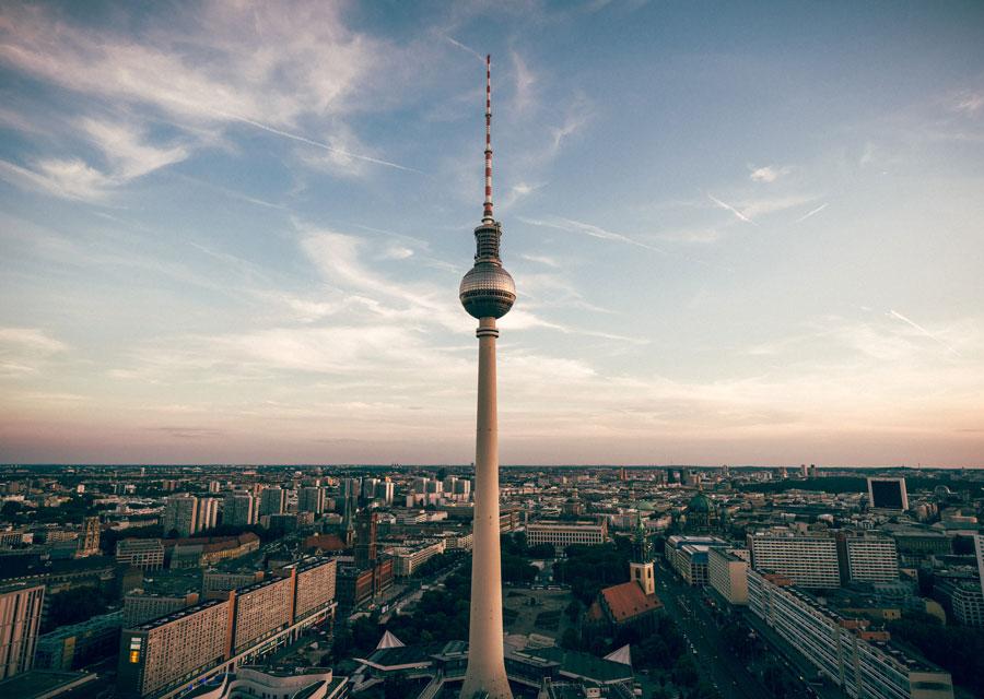 Virtual program in Berlin