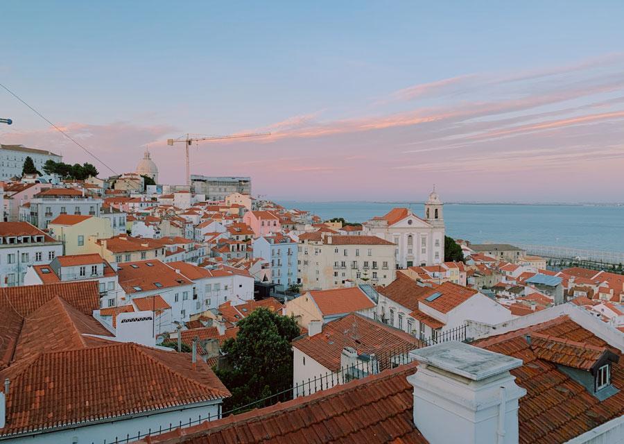 Virtual program in Lisbon